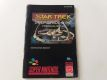 SNES Star Trek Deep Space Nine EUR Manual