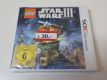 3DS Lego Stars Wars 3 The Clone Wars