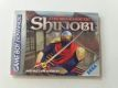 GBA The Revenge of Shinobi EUR Manual