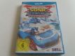 Wii U Sonic All Star Racing Transformed Special Edition GER