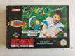 SNES Jimmy Connors Pro Tennis Tour NOE/SFRG