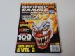 Electronic Gaming Monthly Fighting Game Special!