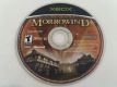 Xbox The Elder Scrolls III Morrowind