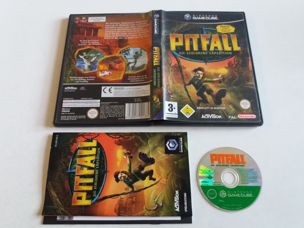 GC Pitfall - Die verlorene Expedition NOE
