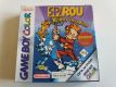 GBC Spirou The Robot Invasion EUR