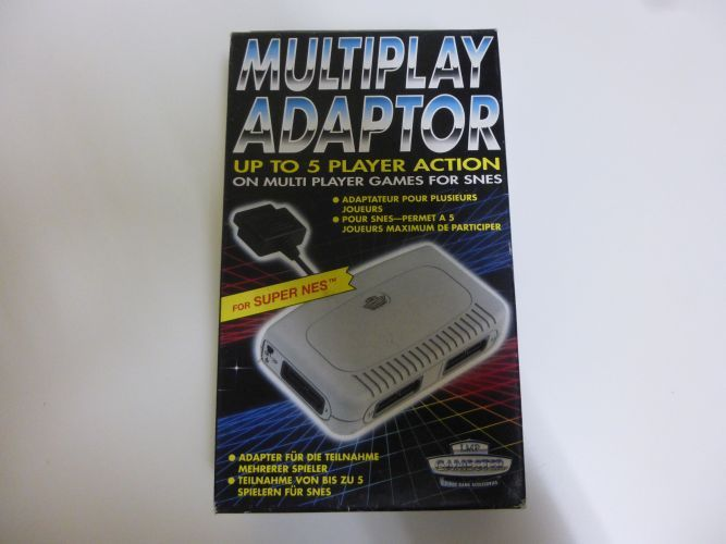 SNES Multiplay Adaptor