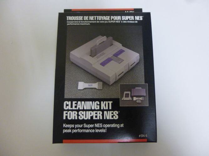 SNES Cleaning Kit