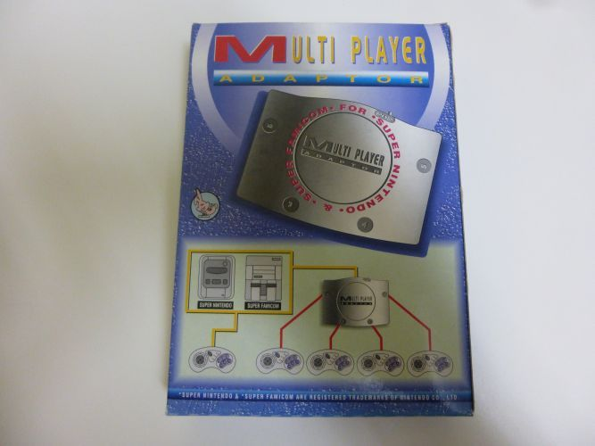 SNES Multi Player Adaptor