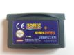 GBA 2 Games in 1 - Sonic Advance + Sonic Battle EUR