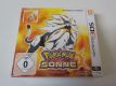 3DS Pokemon Sonne Steelbook Edition