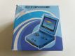 GBA Game Boy Advance SP Blue 101