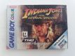 GBC Indiana Jones and the Infernal Machine EUR Manual