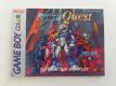 GBC Power Quest EUU Manual