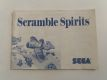 MS Scramble Spirits Manual