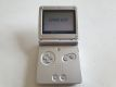 GBA Game Boy Advance SP Silver 001