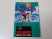 SNES Super Pang FRG Manual