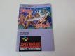 SNES Magic Sword FRG Manual