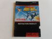 SNES Super Strike Eagle USA Manual
