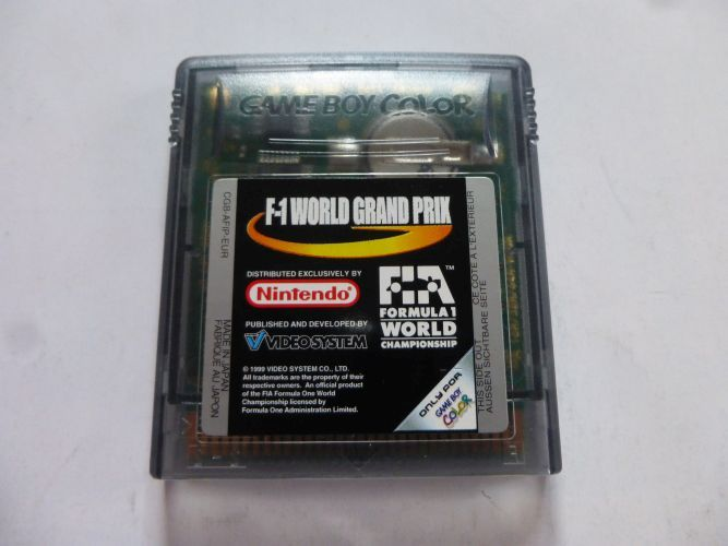 GBC F-1 World Grand Prix EUR