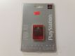 PS1 Original Memory Card Crimson Red