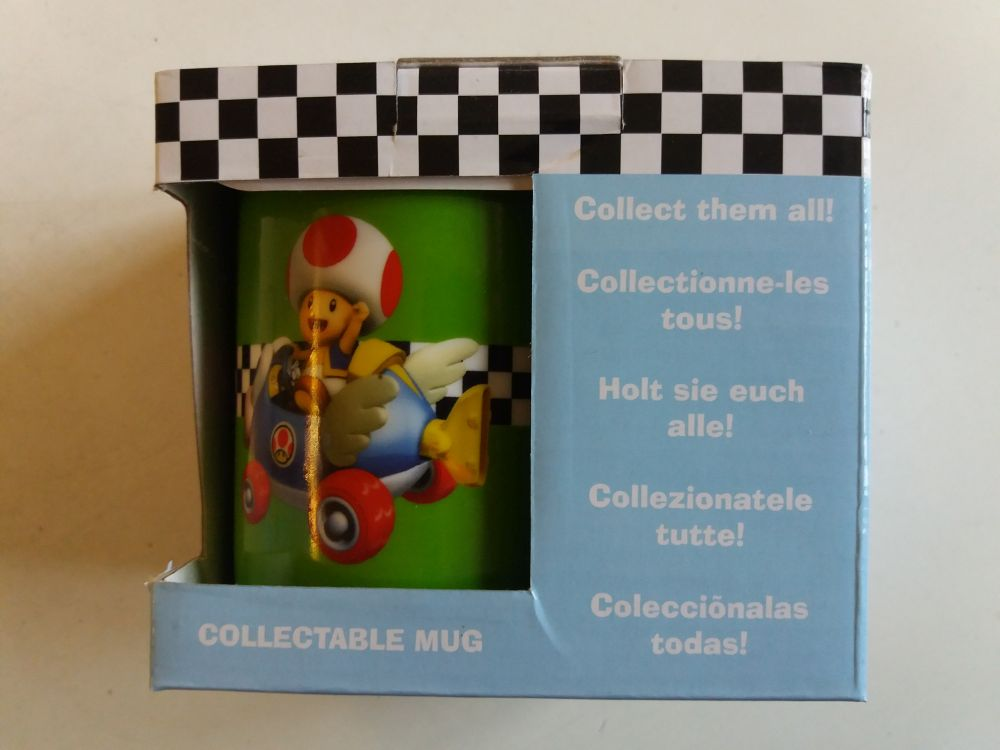 Mario Kart Wii Collectable Mug - Toad