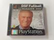 PS1 DSF Fußball Manager 2002