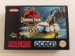 SNES Jurassic Park 2 The Chaos Continues EUR