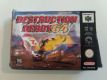 N64 Destruction Derby 64 NOE