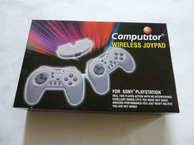 PS1 Wireless Controller