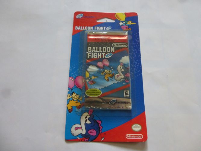 GBA E-Reader Balloon Fight