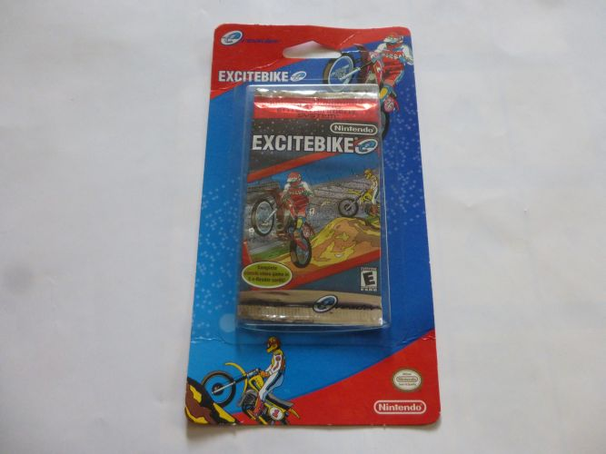 GBA E-Reader Excitebike