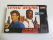 SNES Lethal Weapon USA
