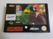 SNES Big Hurt Baseball EUR