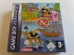 GBA Double & Game Cartoon Network Black Party + Speedway EUR