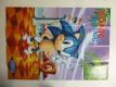 MD Sonic the Hedgehog Poster