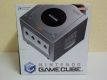 GC Gamecube Console Platinum + Box + Accessories